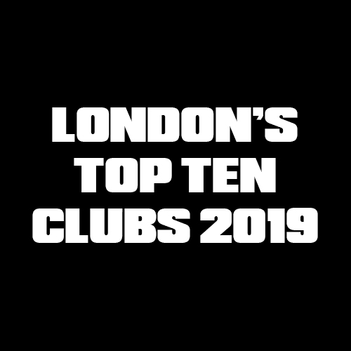 London's Top Ten Clubs
