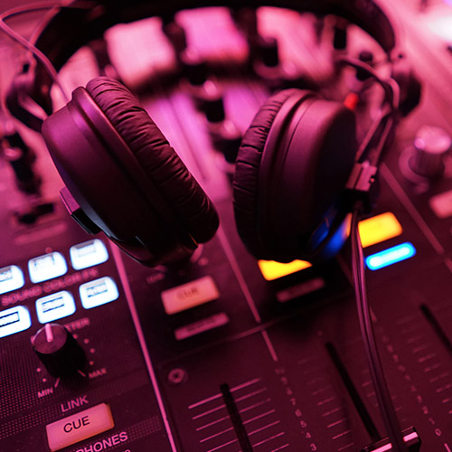 DJ Studio Hire London