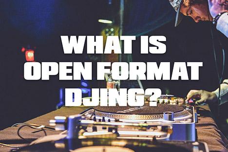 Open Format DJing