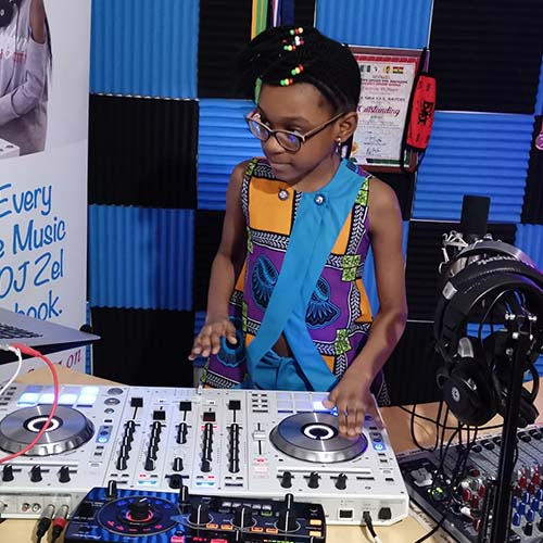 The Youngest DJs