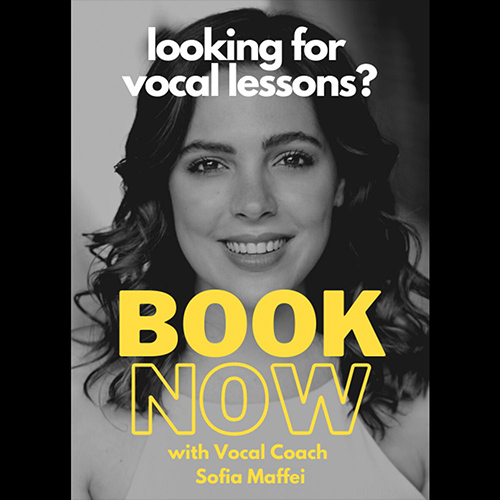Private Singing Lessons in London