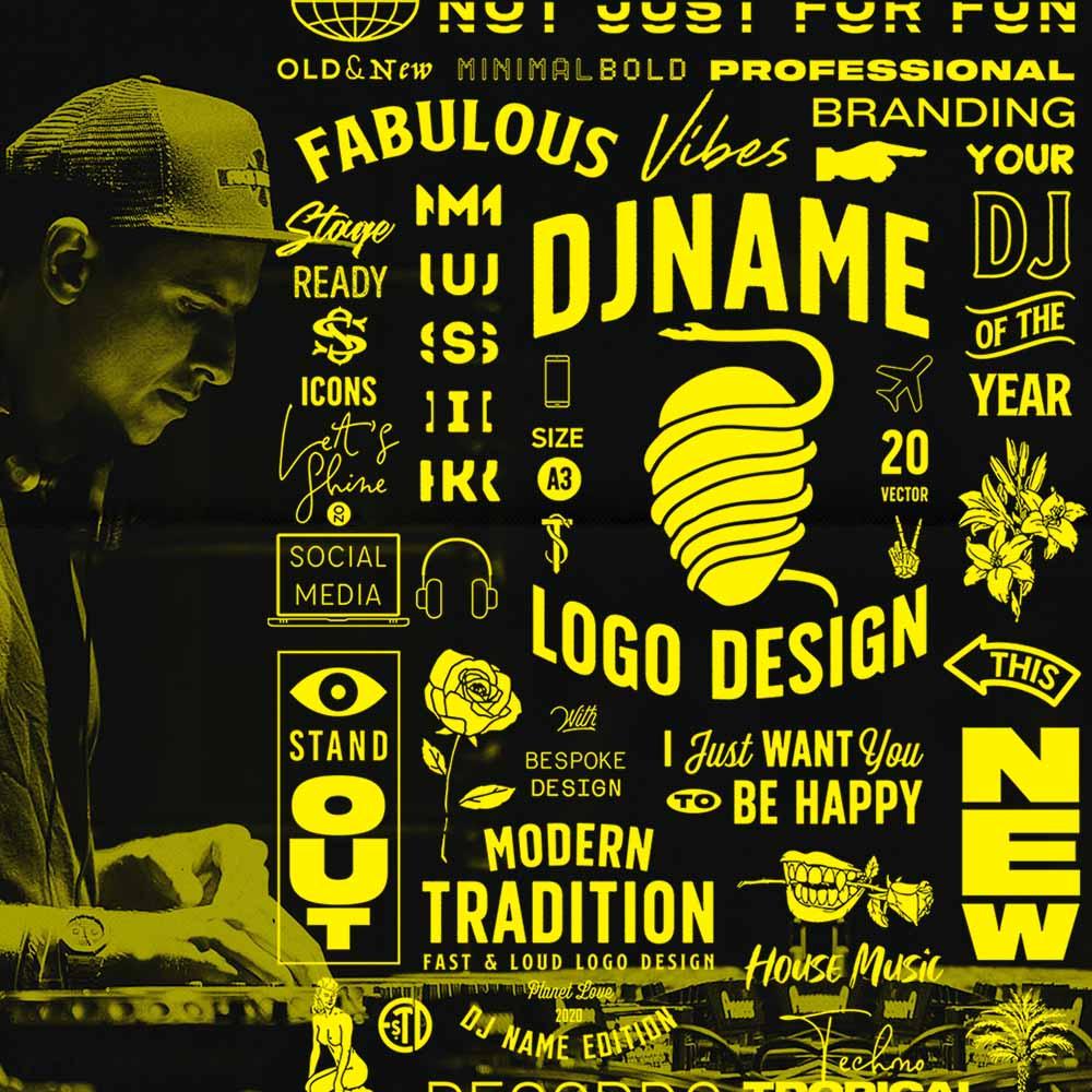 Where to get a DJ Logo