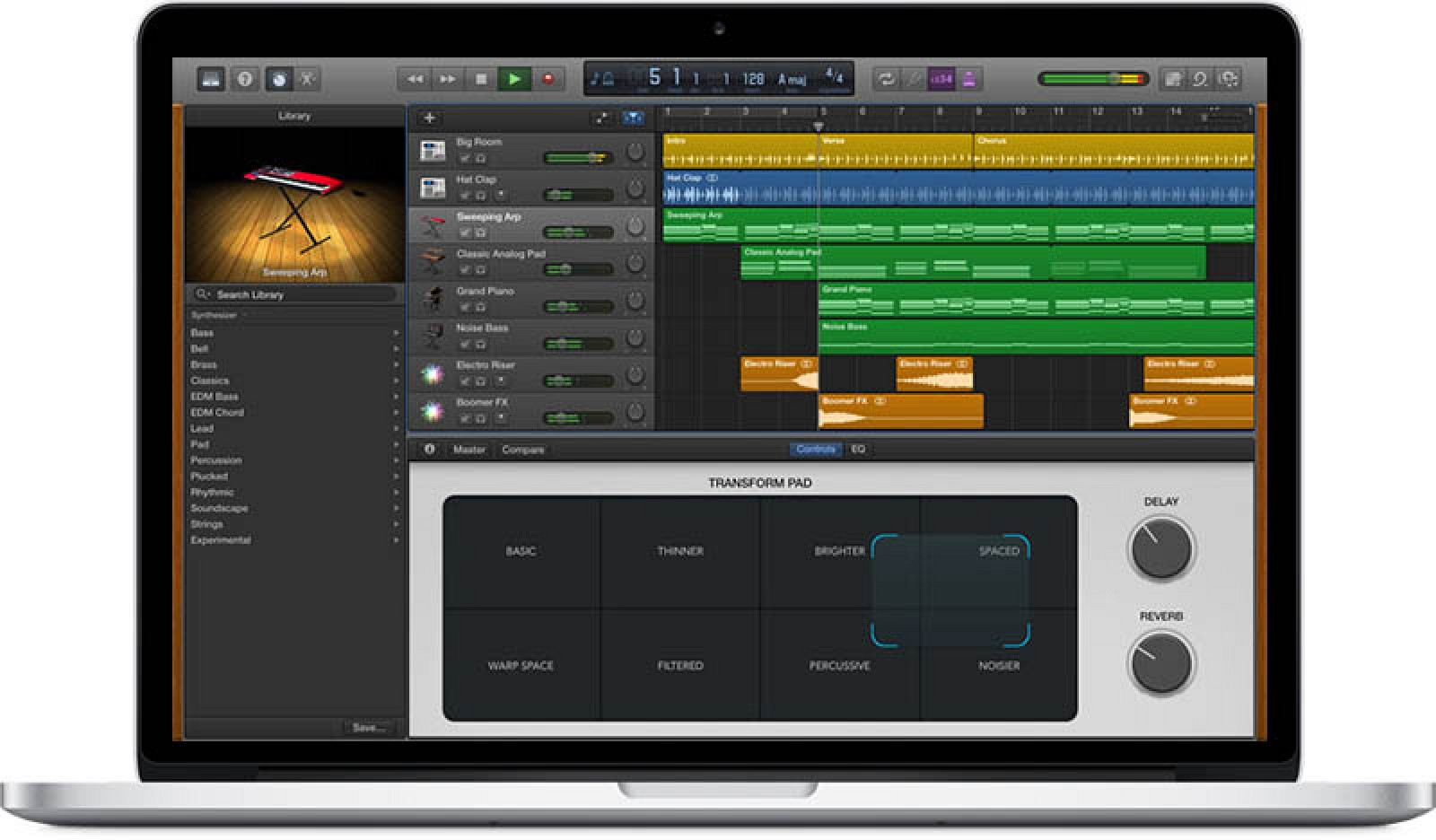 How to make a mixtape on Garage Band