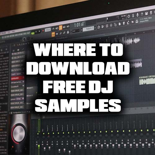 Where to download free DJ samples