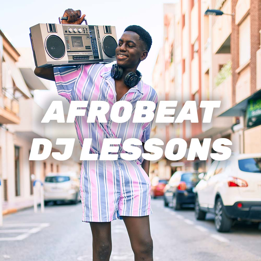 Afrobeat DJ Course