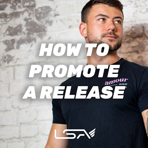 How To Promote A Release