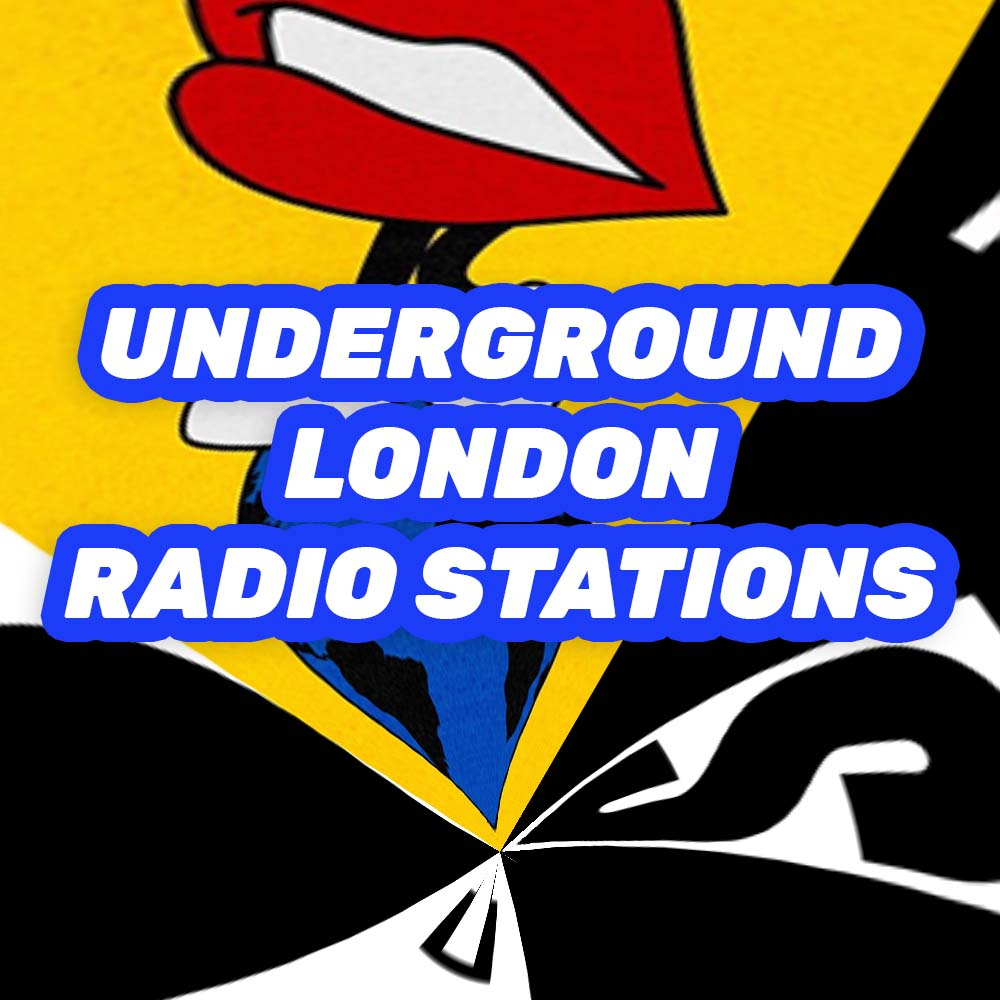 London's Best Underground Radio Stations