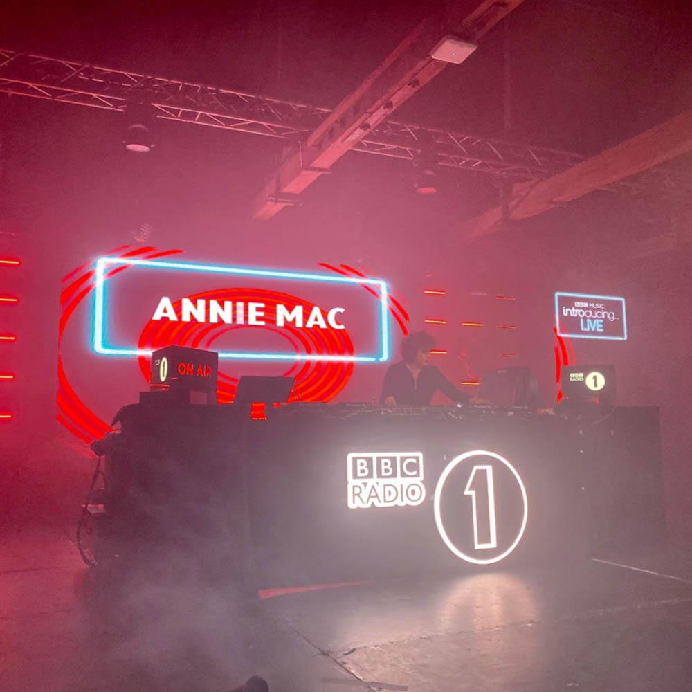 Annie Mac: Role model to aspiring DJs and legend of dance music radio.