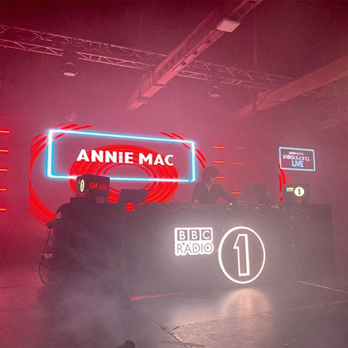 Annie Mac: Role model to aspiring DJs and legend of dance music radio.