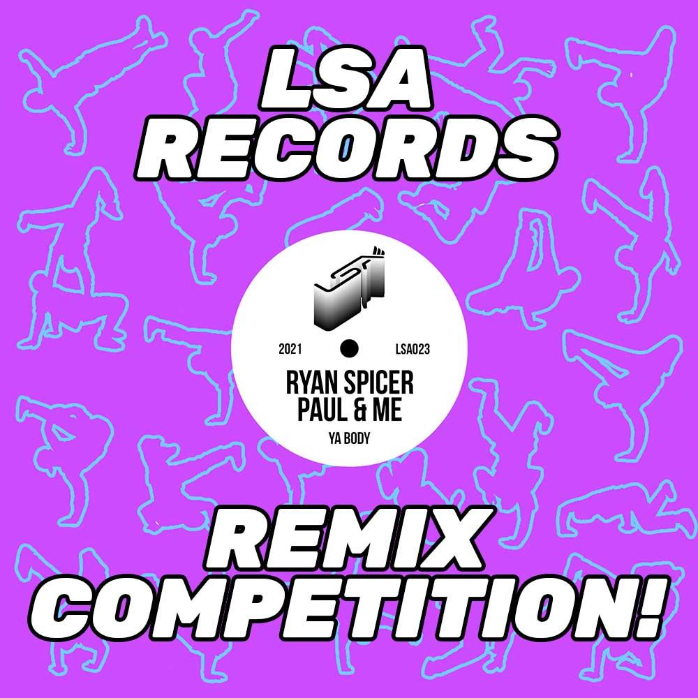 Ya Body Remix Competition