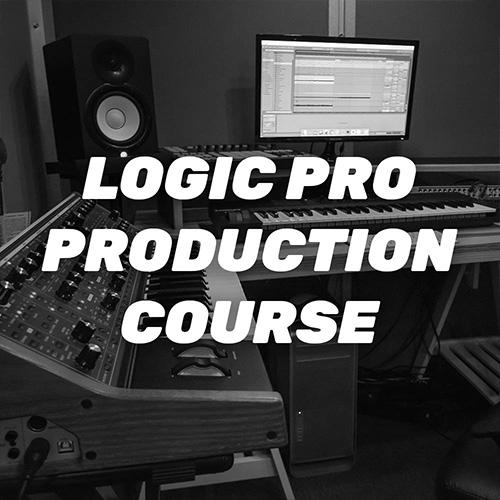 Logic Pro Course London