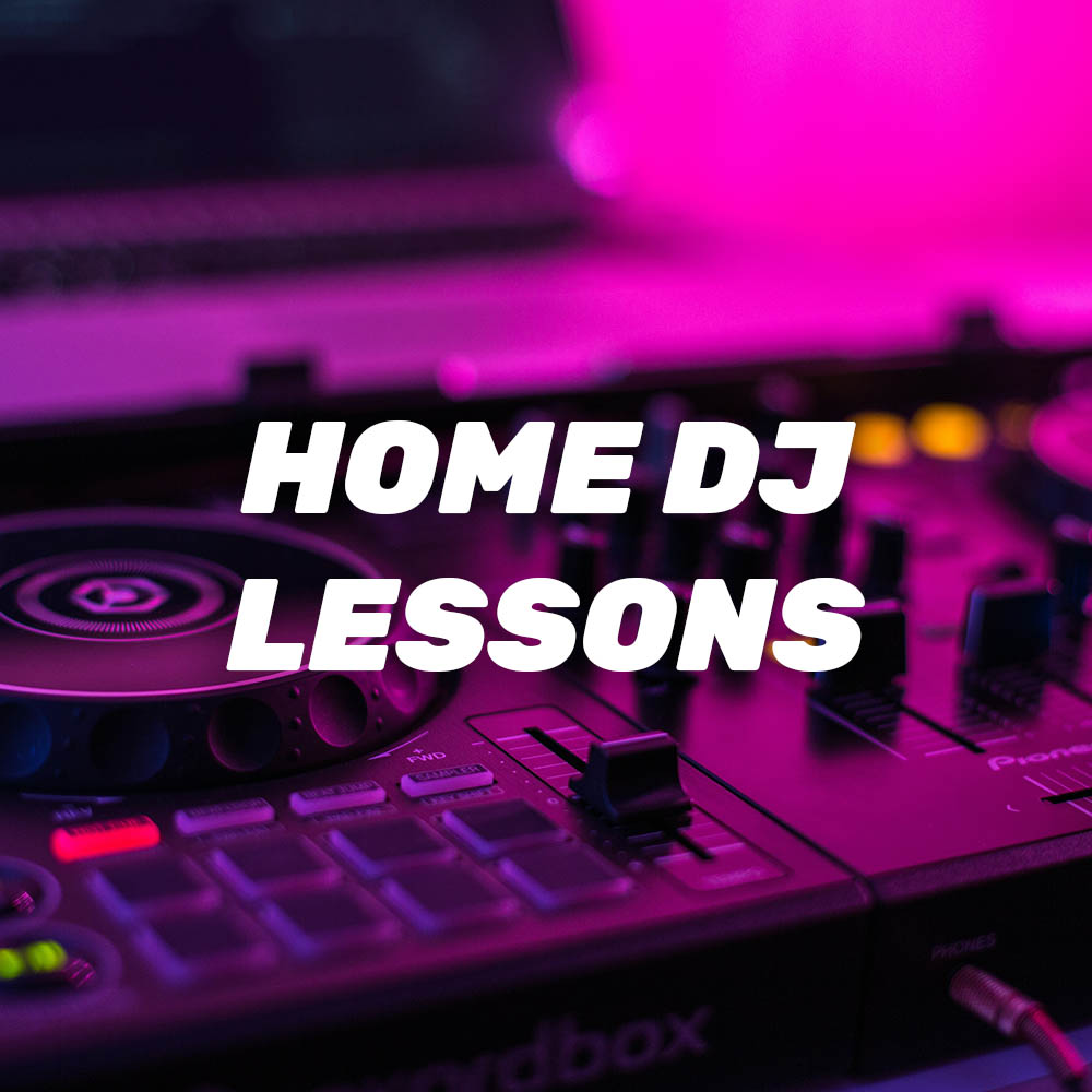 Home DJ Lessons in London