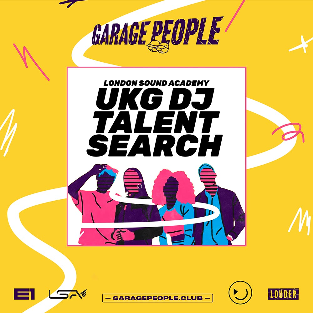 UKG DJ Talent Search