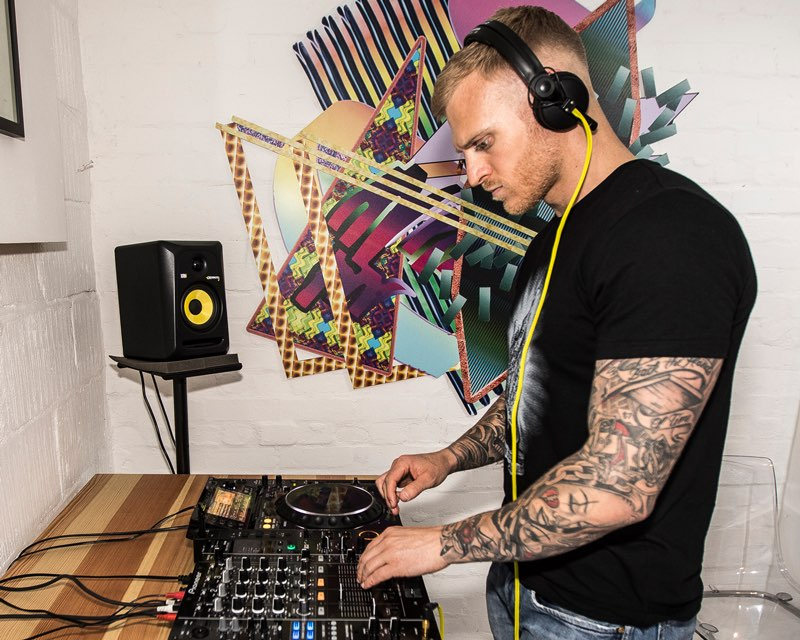 DJ Practice