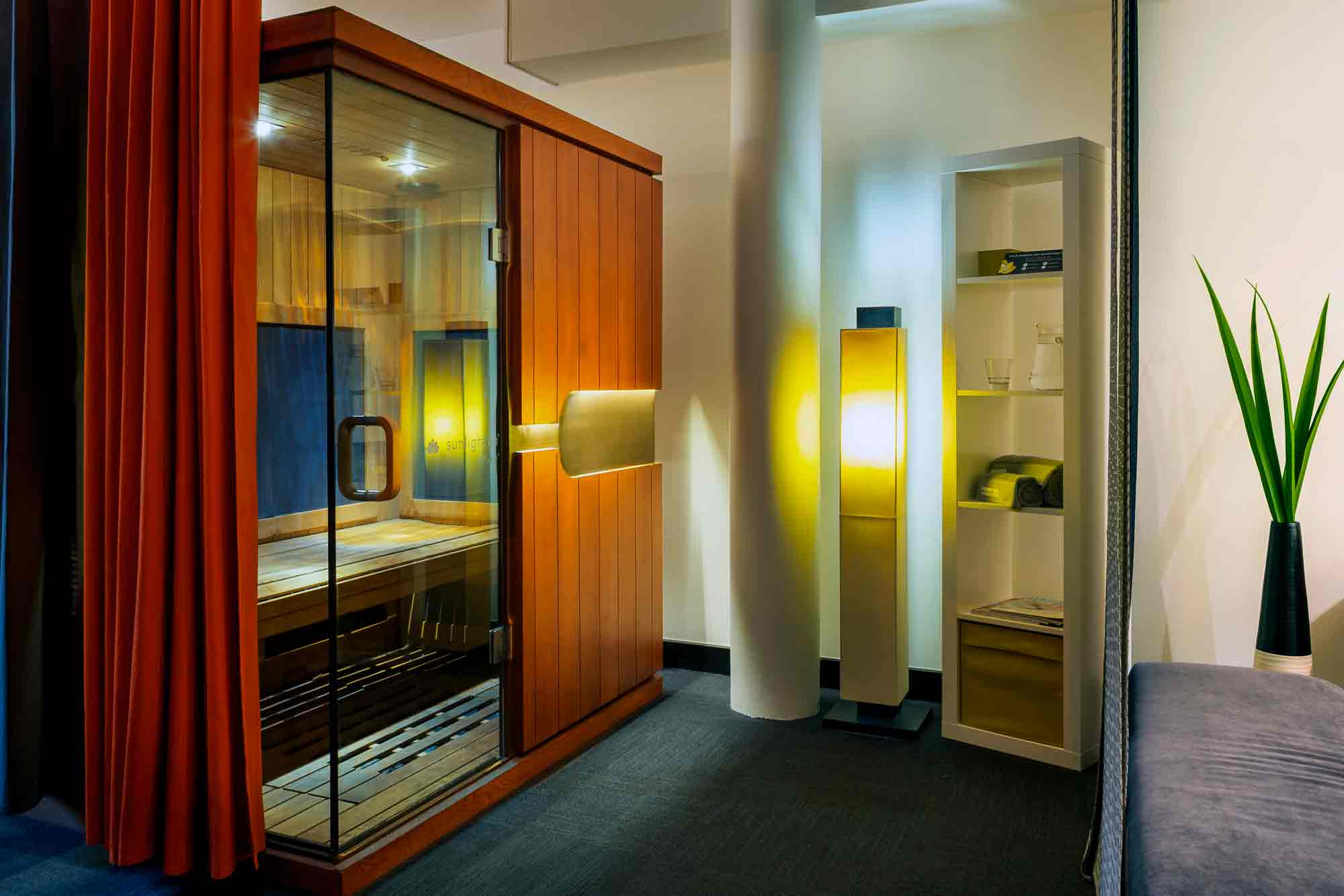 image of full spectrum sauna