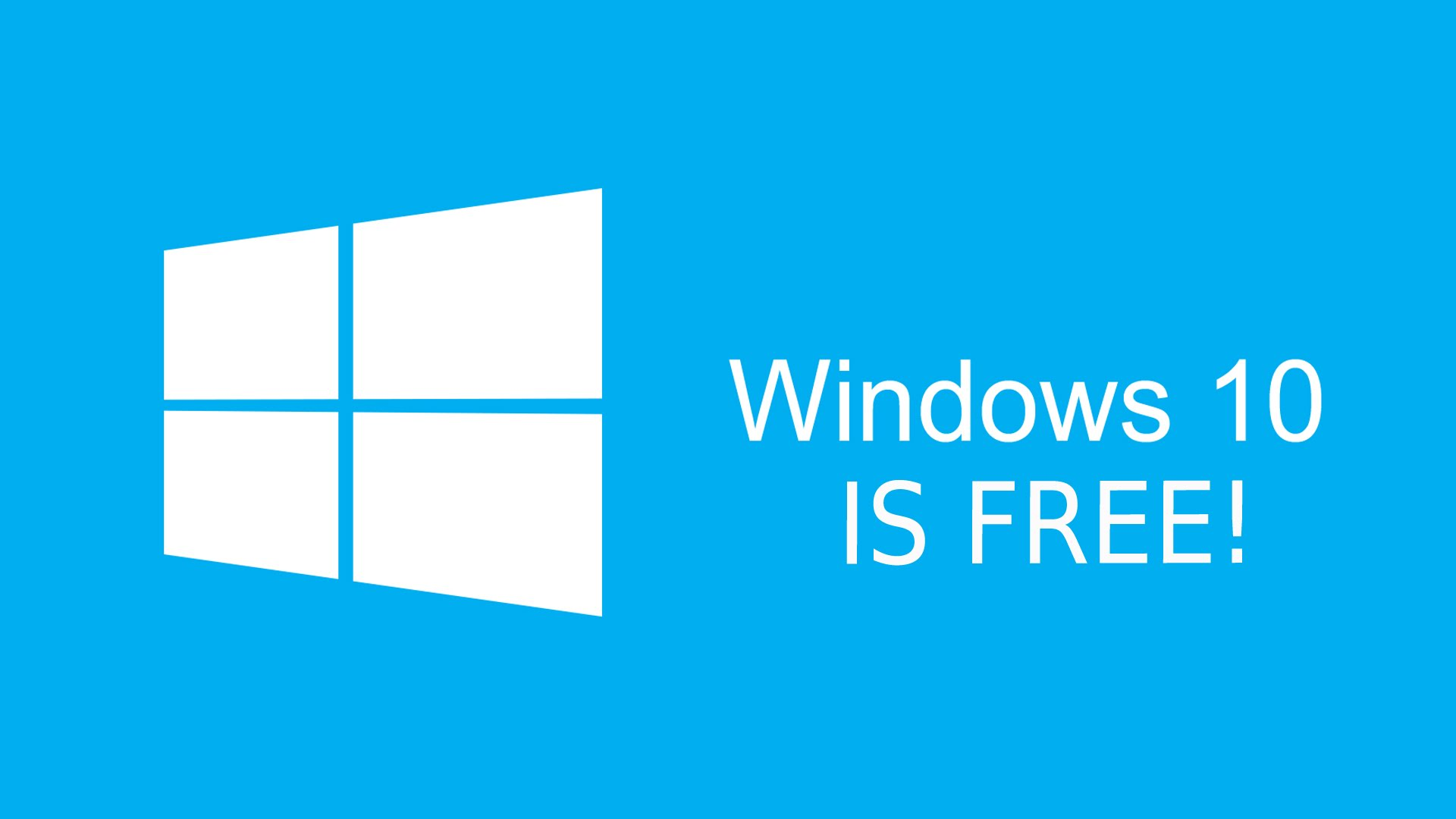 Windows 10 Available on July 29, 2015
