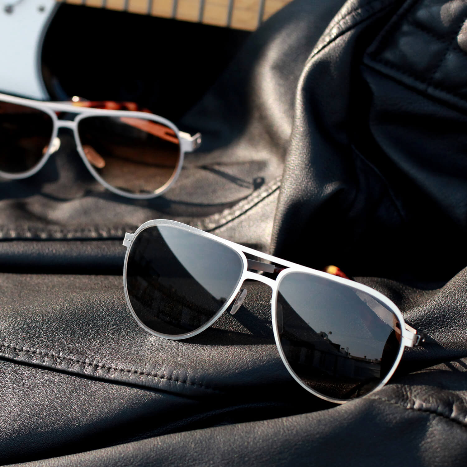 97d2163459ac How To Style The Perfect Aviator Sunglasses For Your Face