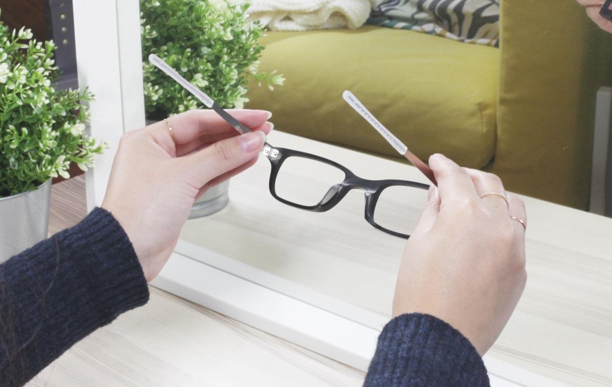 Bespoke eyewear fitting with prototype