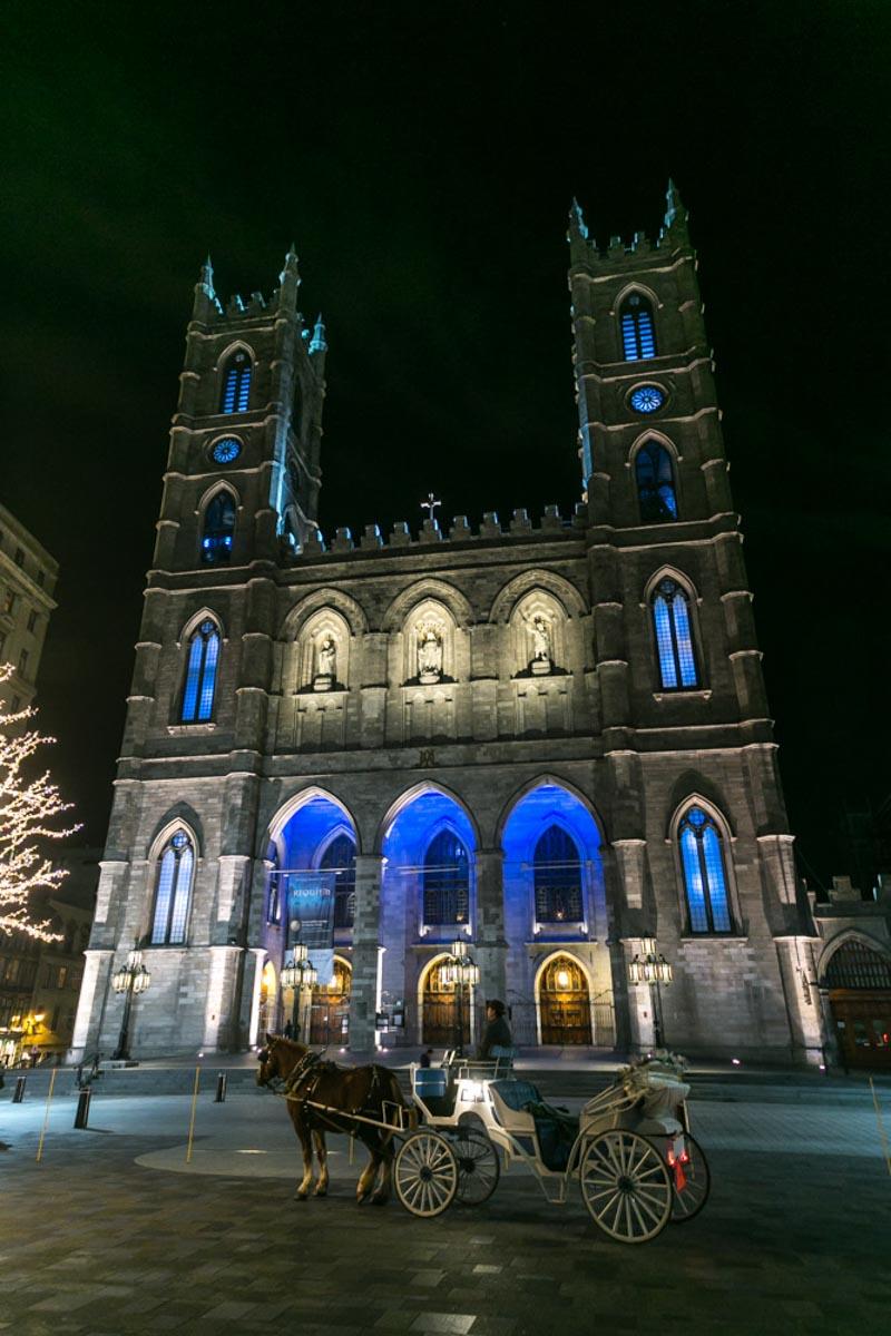 Photo-Tour Vieux-Montréal - Jour