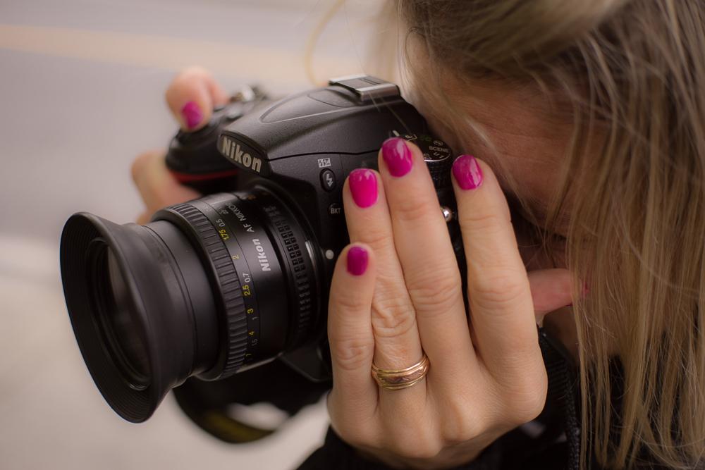 Introduction à la photographie numérique