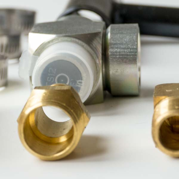 Fittings, Valves & Adapters