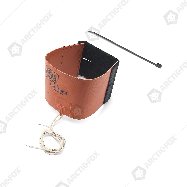 Filter Wrap Heater