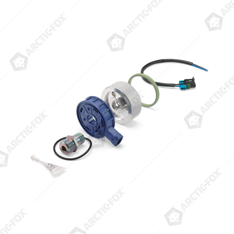 Electric Fuel Warmer
