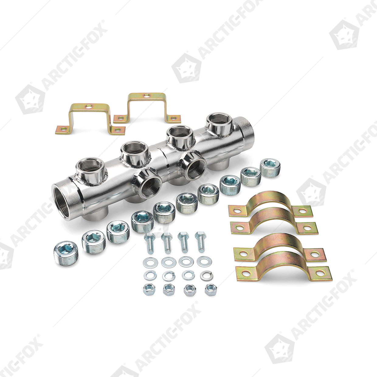 Coolant Distribution Manifolds