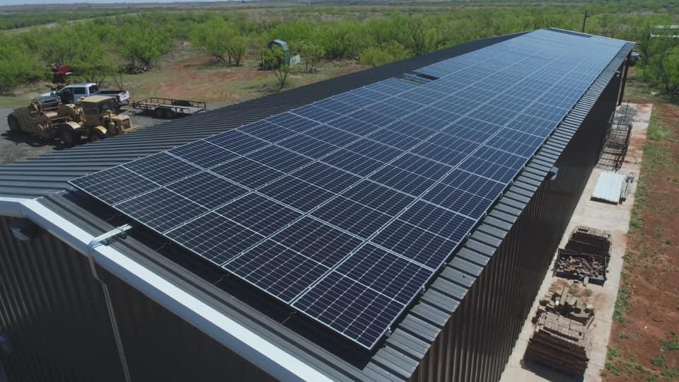 Barn Solar