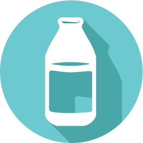 Dairy: Milk is a common ingredient in butter, cheese, cream, milk powders and yoghurt. It can also be found in foods brushed or glazed with milk, and in powdered soups and sauces. It's often split into casein in curds and BLG in whey.