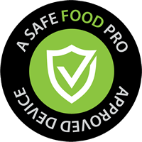 Safe Food Pro Approved Device