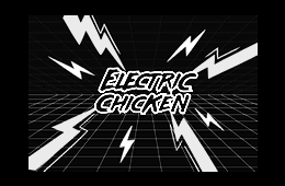 Electric Chicken uses Safe Food Pro