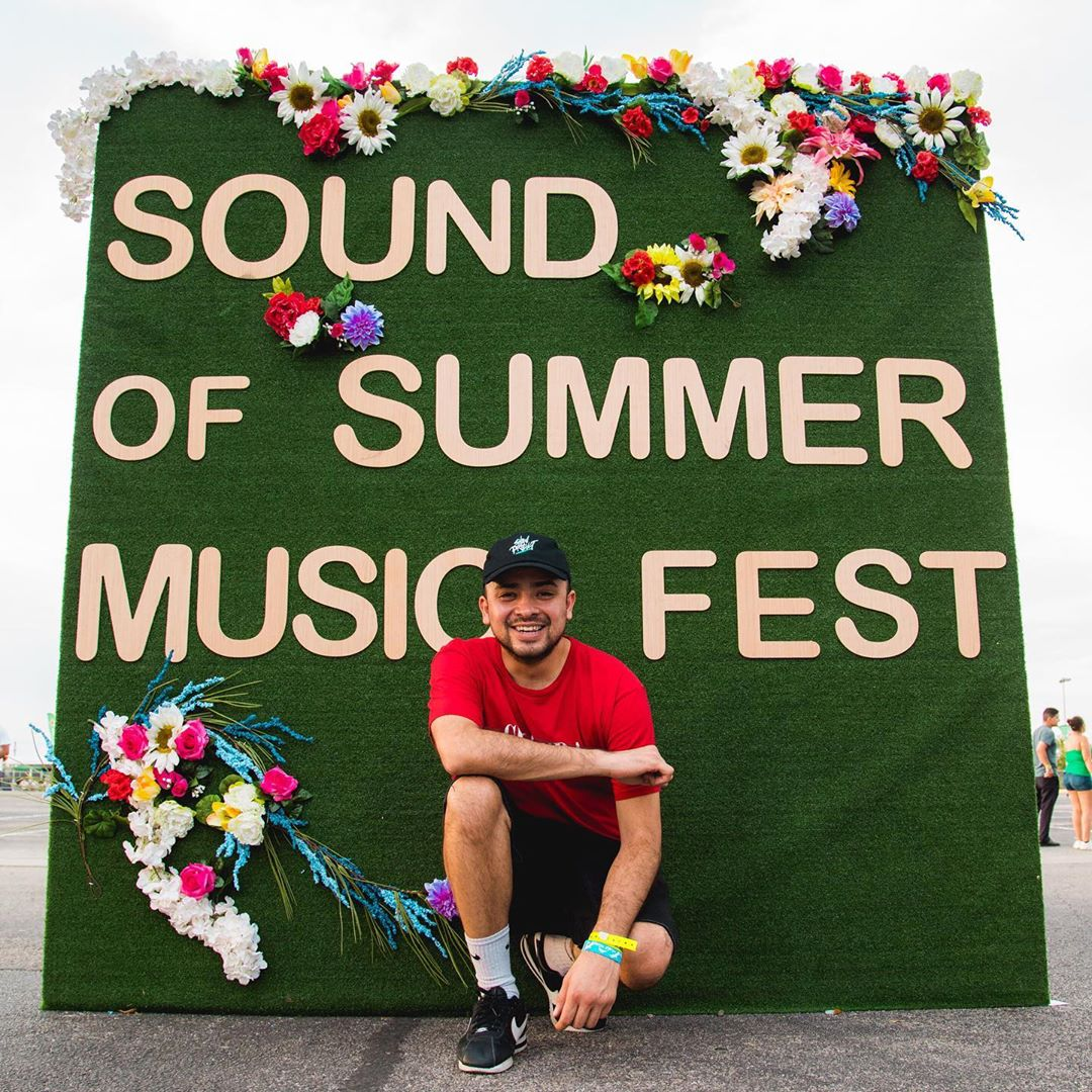 Sound of Summer Wall