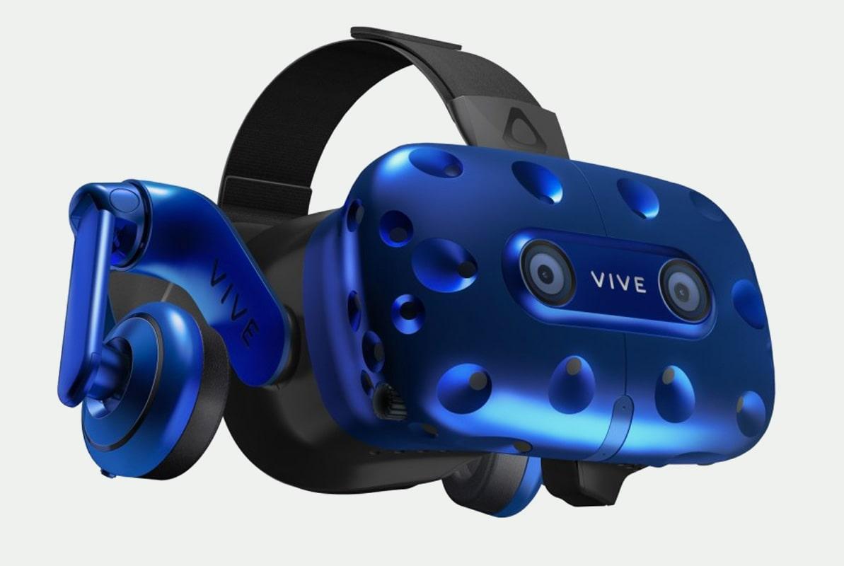 Virtual Reality headset HTV vive pro