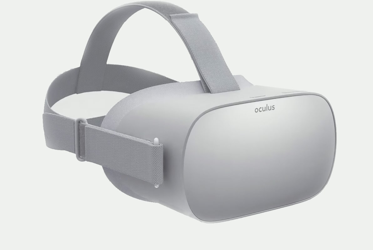 Virtual Reality headset Oculus Go