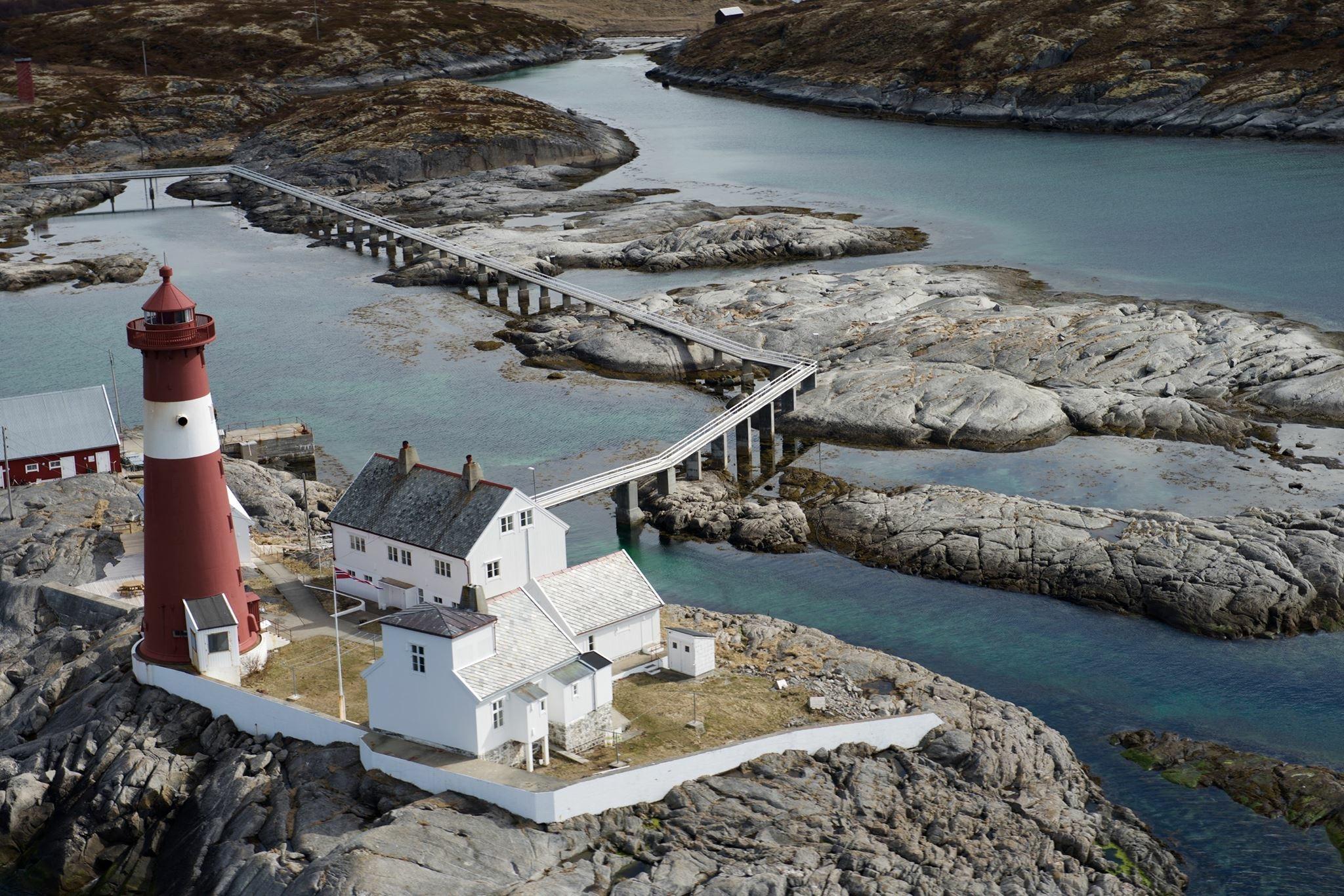 Tranøy Fyr Maritime Hotel