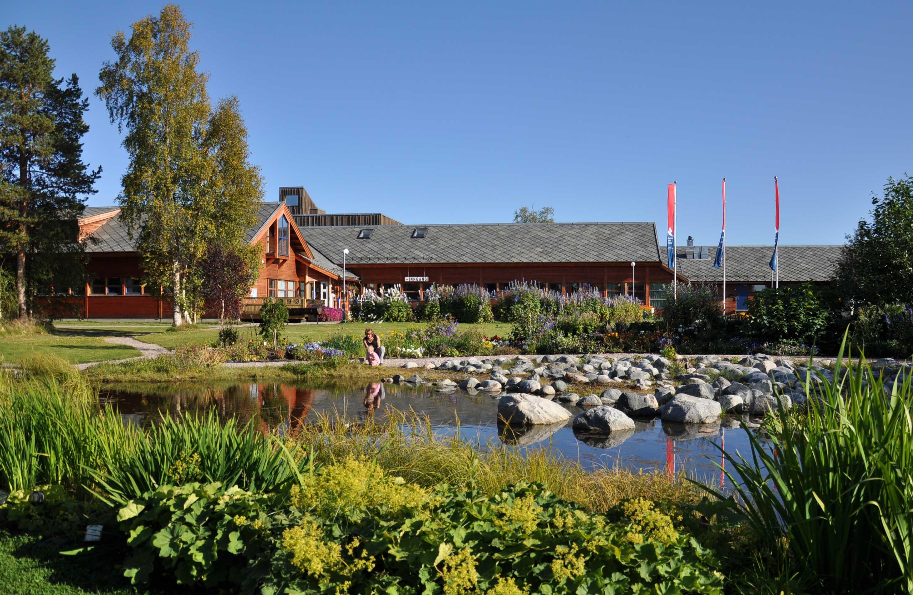Øvre Pasvik National Park Visitor Centre