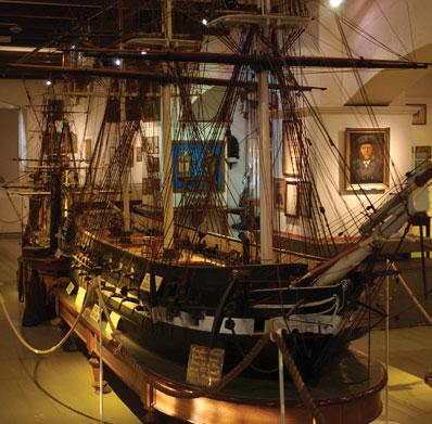 The Norwegian Naval Museum