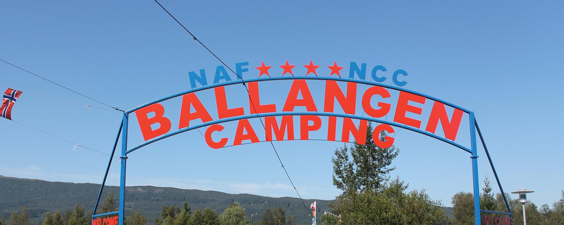 Ballangen Camping