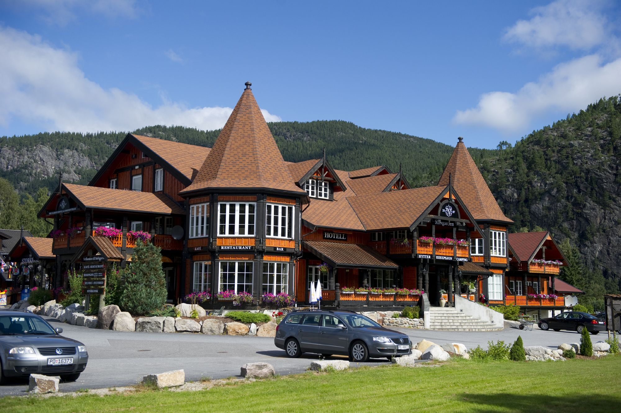 Sølvgarden Hotel & Holiday Centre