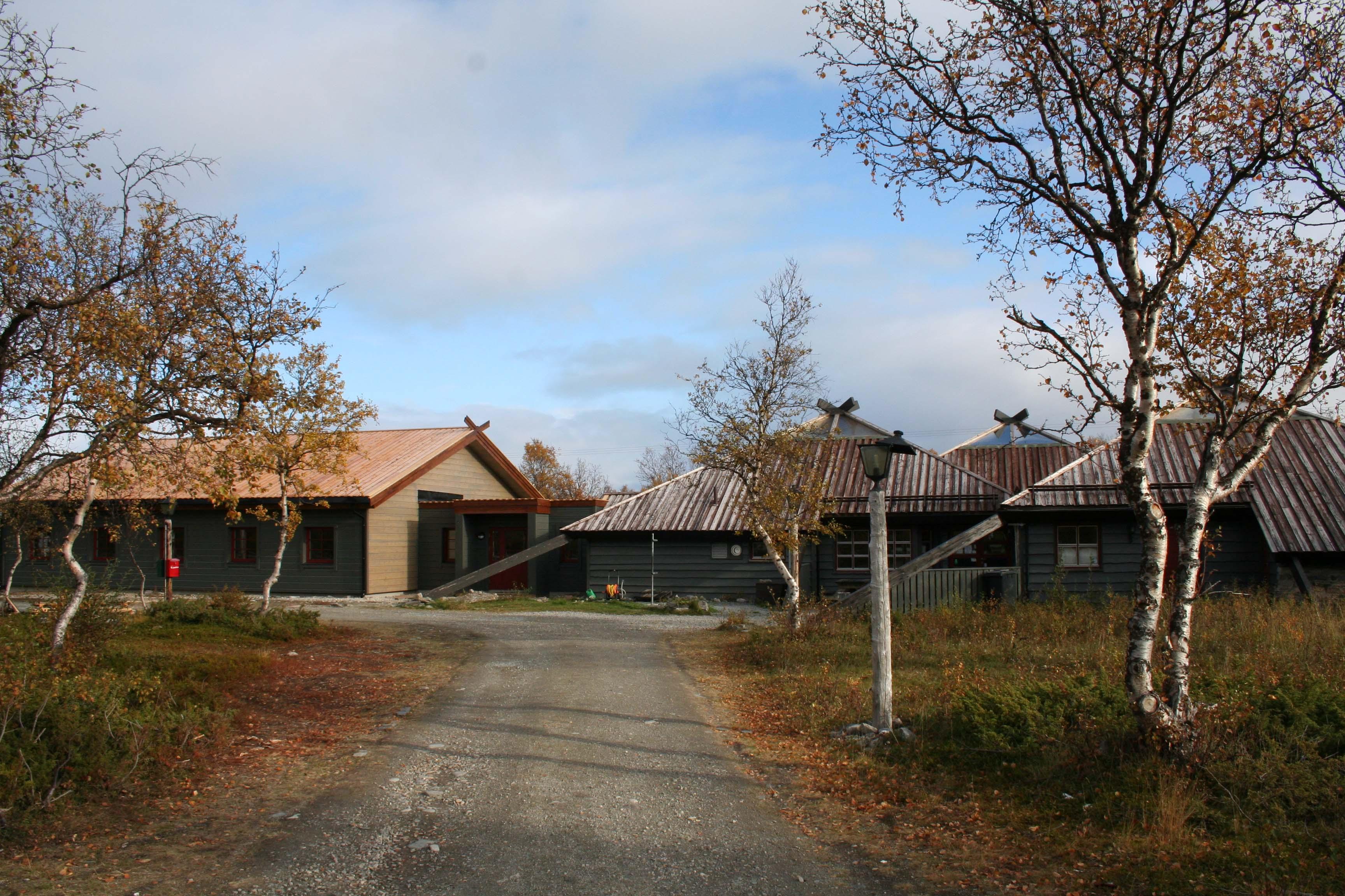 Stabbursnes Naturhus og Museum