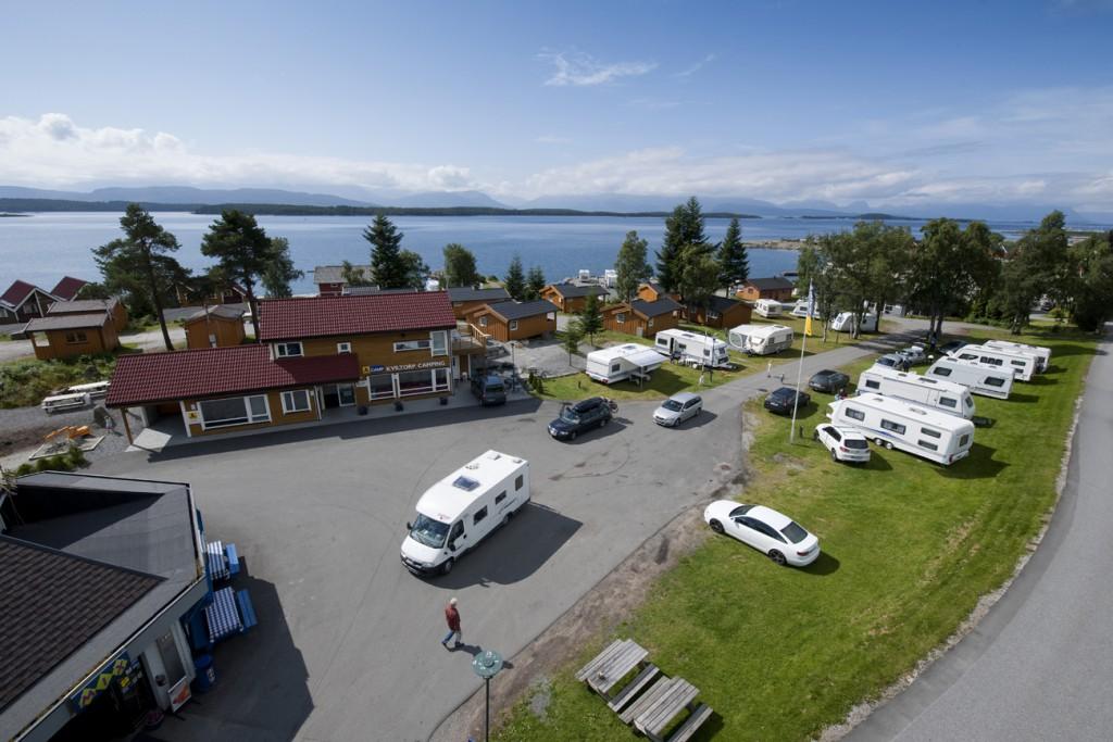 Kviltorp Camping Molde