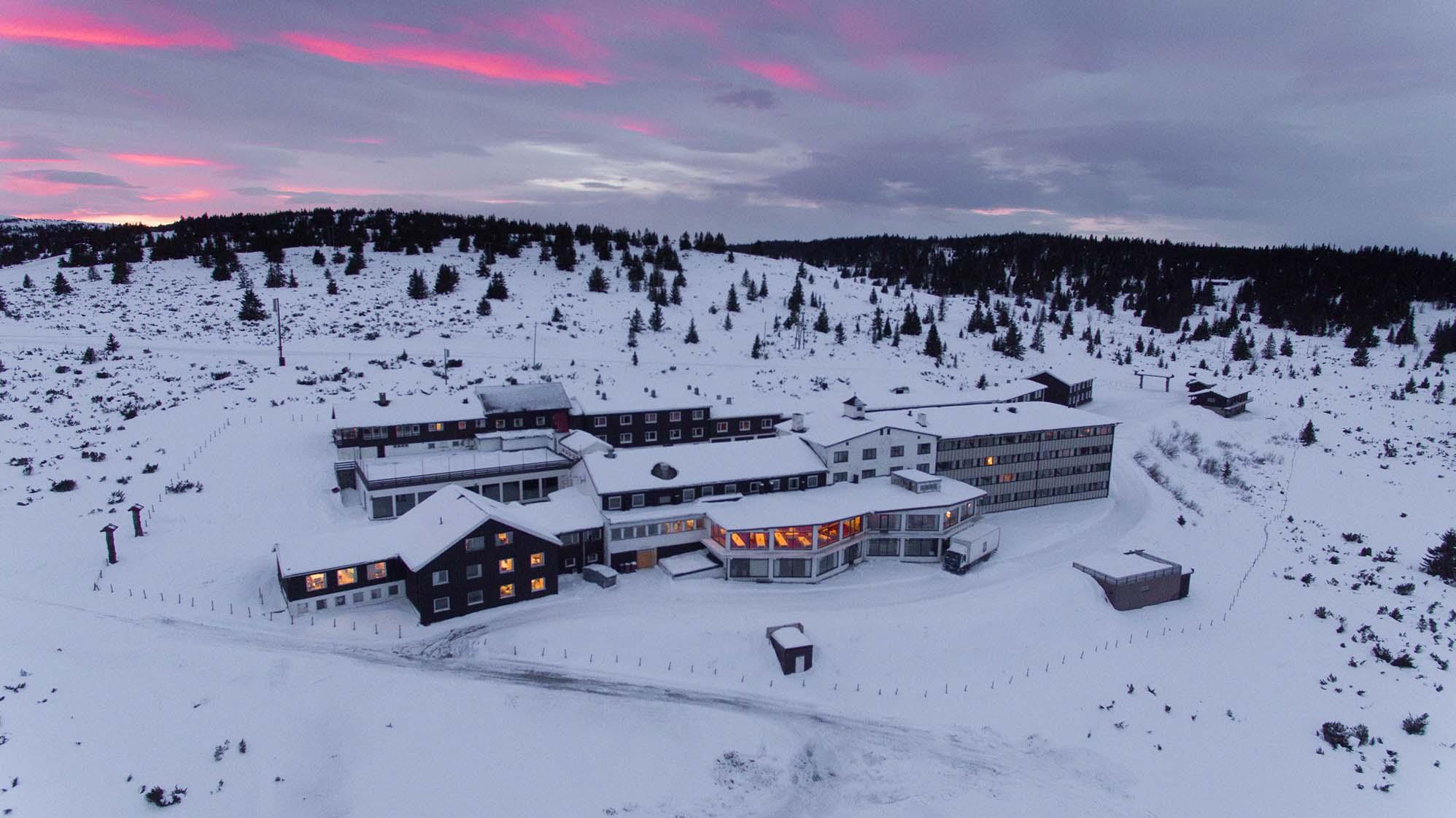 Hornsjø Høyfjellshotell