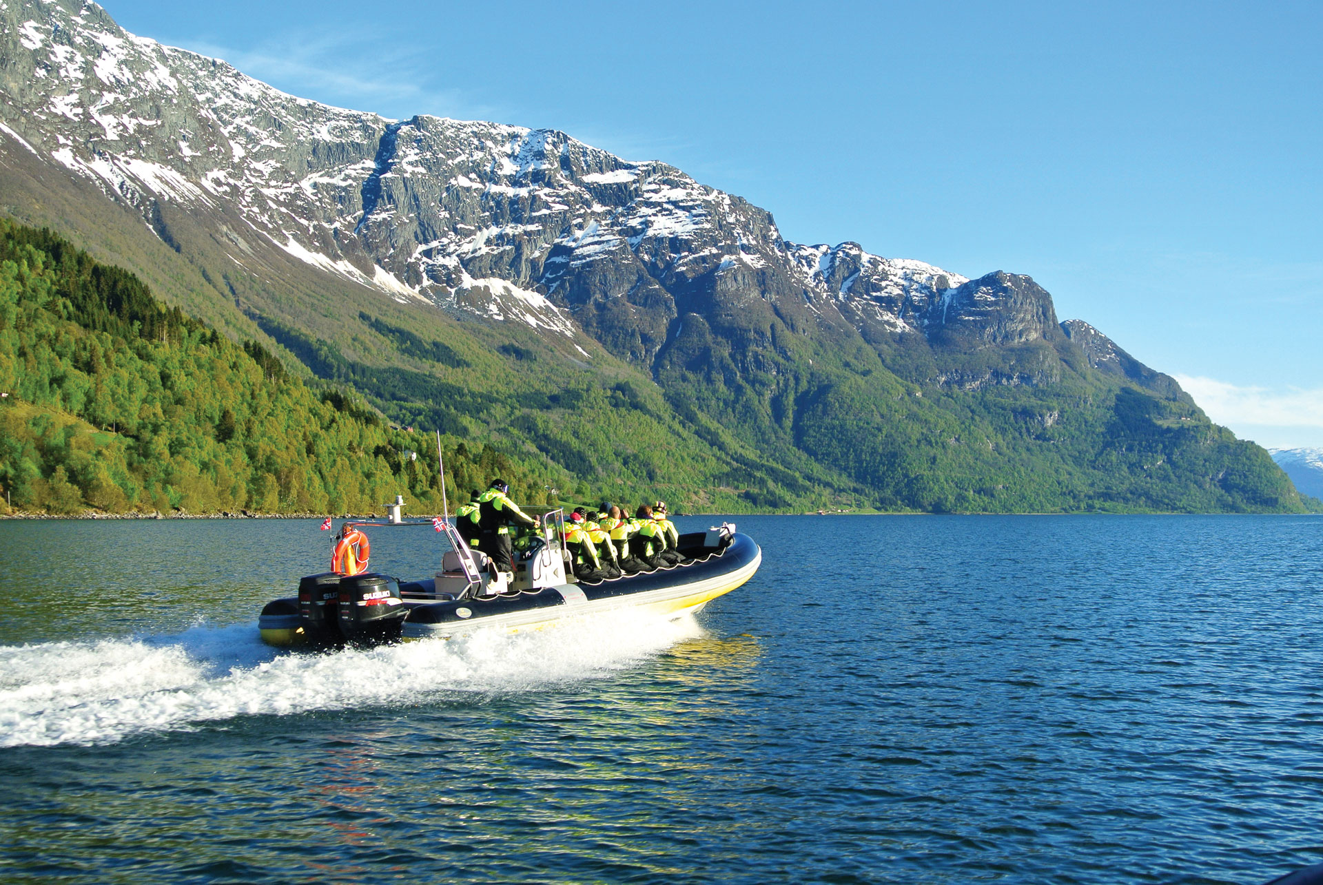 Adventure Tours Norway