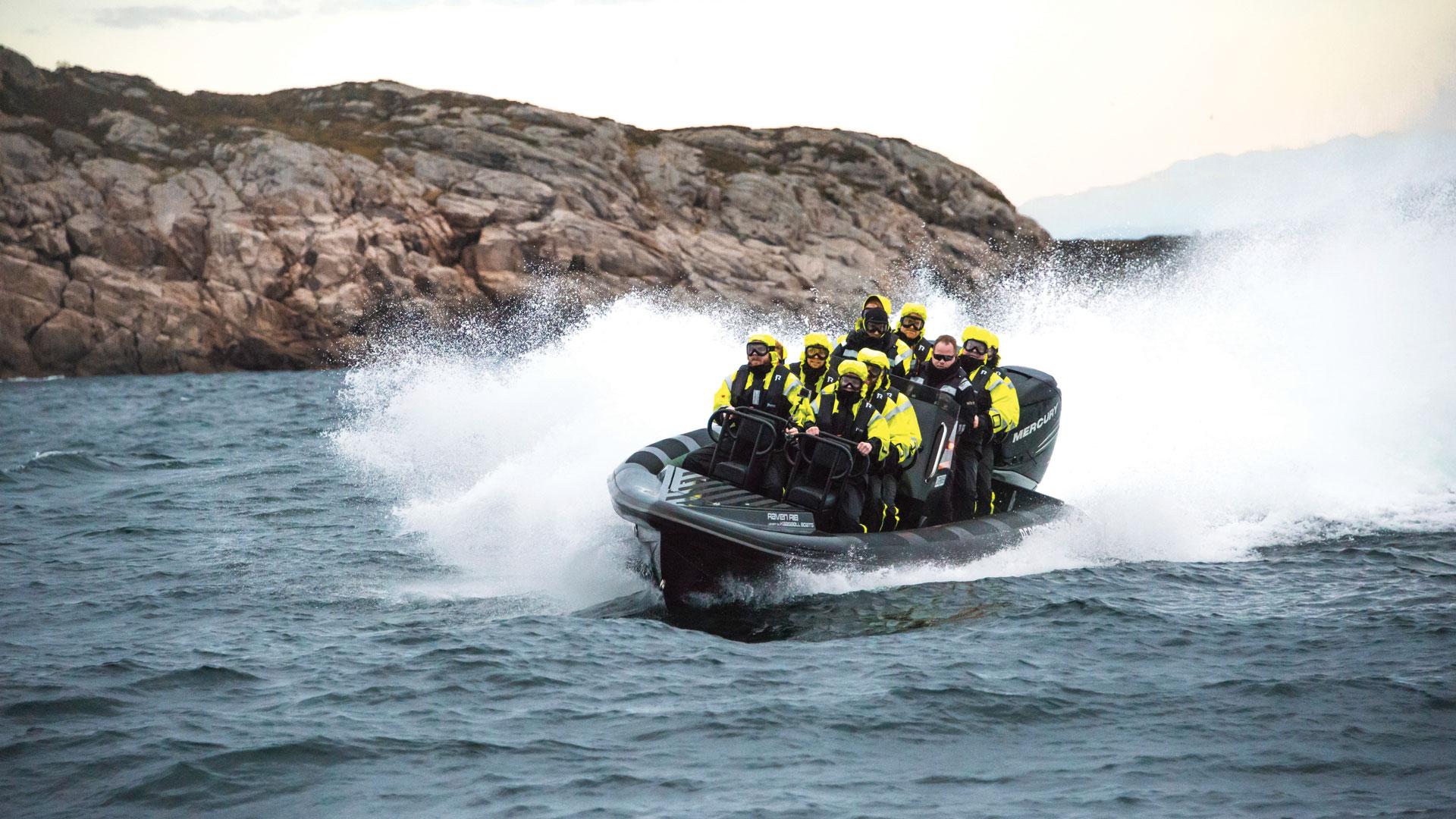 Bergen SeaRib