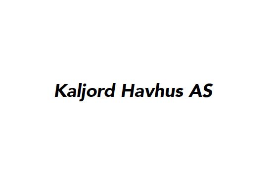 Kaljord Havhus