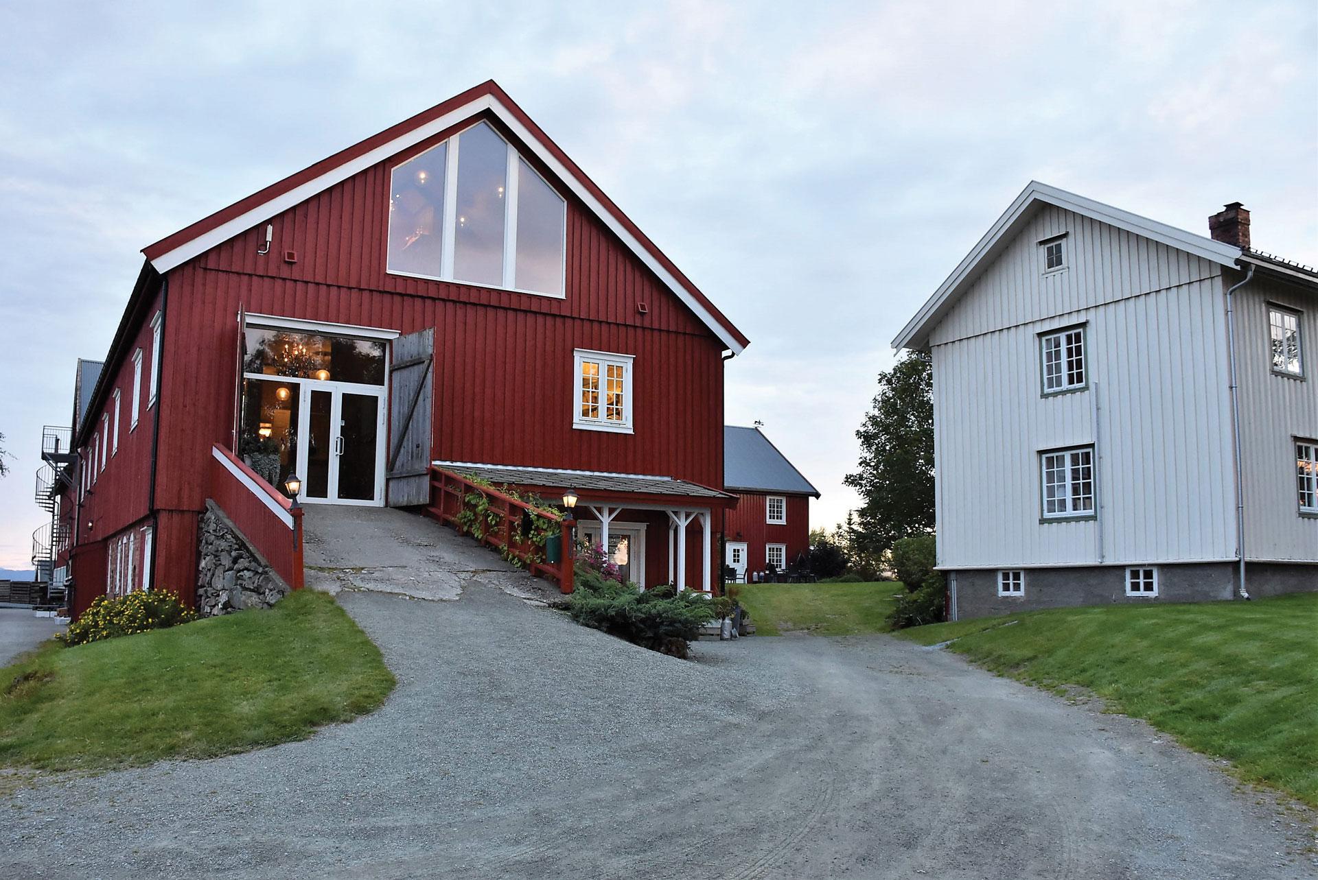 Valberg Slektsgård