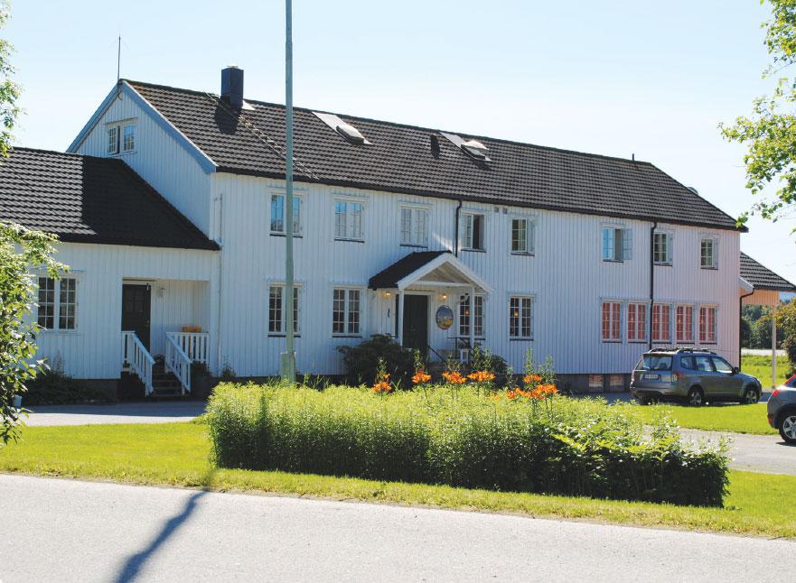 Grong Gård og Gjestegård