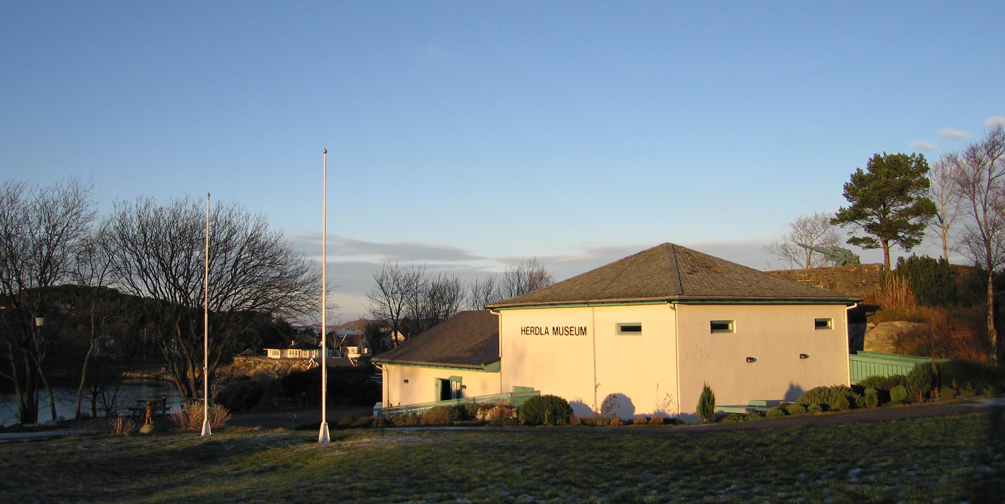 Herdla Museum