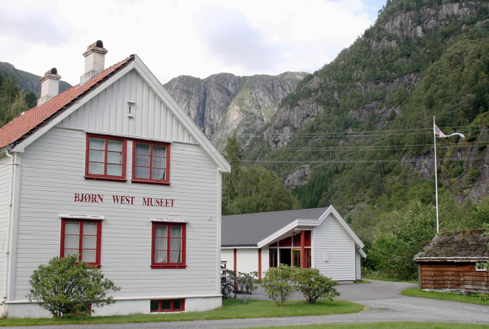 The Bjørn West Museum